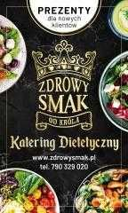 Imprezy, iwenty,catering do domu i pracy Zdrowy Smak od Króla