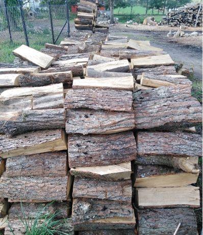 Drewno opałowe - kominkowe ,buk, dąb, sosna