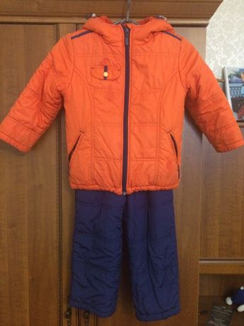 Продам зимний костюм Бемби