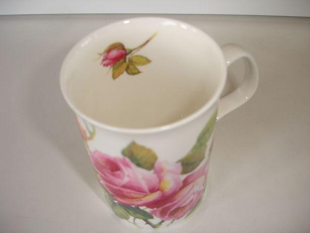 Chávena de flor (English Rose)
