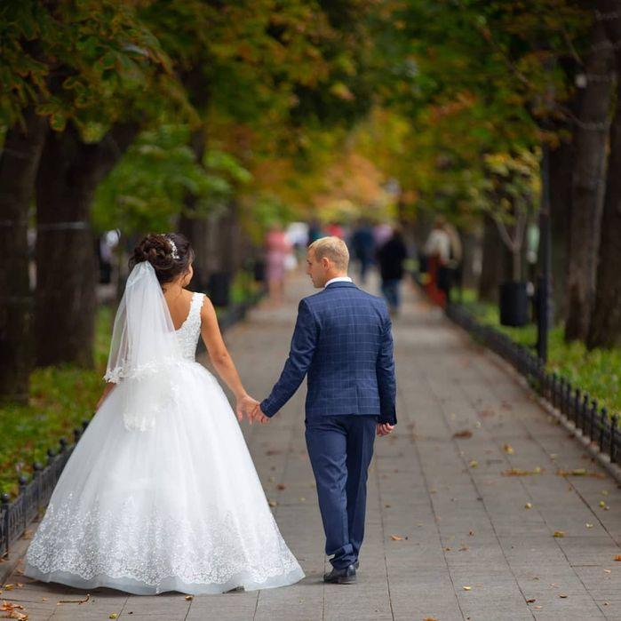 Свадебное платье Усатове - зображення 1