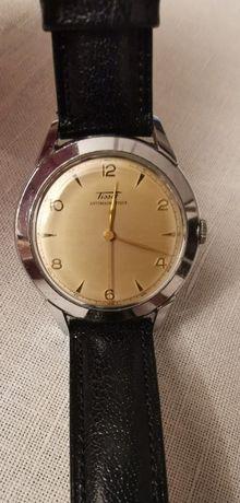 Tissot Antimagnetique oryginalny klasyczny męski zegarek z 1950r