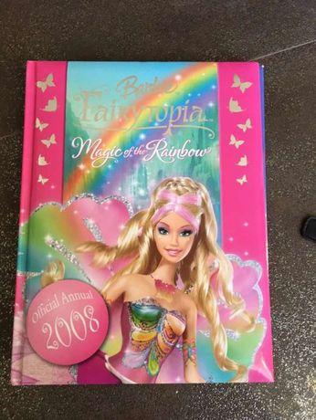Livro Barbie Farytopia Magia do arco-ires NOVO