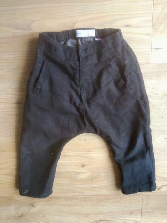 Spodnie chłopięce zara 86