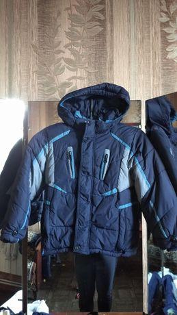 Зимня куртка до 5 ,5 рокив