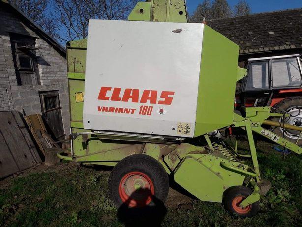 Prasa rolująca Claas Variant 180 rotor siatka