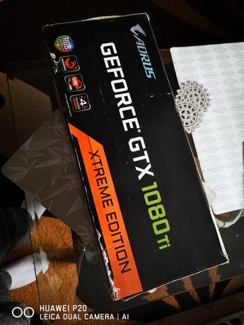Karta graficzna GTX 1080Ti 11Gb Extreme Waterforce jedyna!