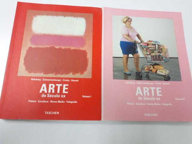 Arte do Sec. XX - Taschen 2 volumes