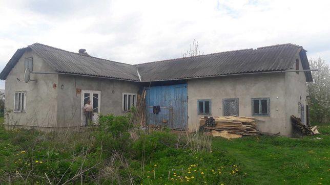 Продам будинок господарство у с Банилів