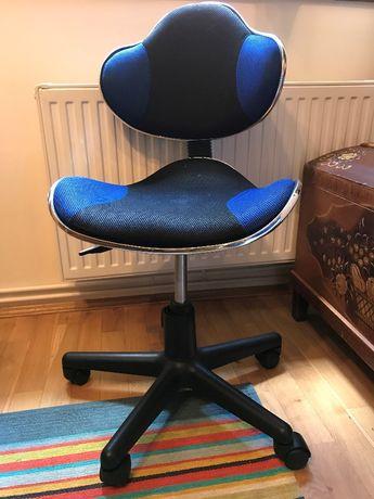 Dziecięco-młodzieżowe obrotowe krzesełko biurowe