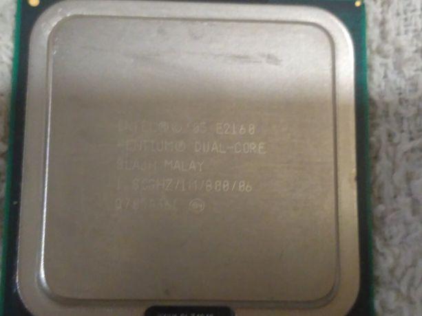 Срочно!Процессор Модель Intel® Pentium Dual-Core E2160