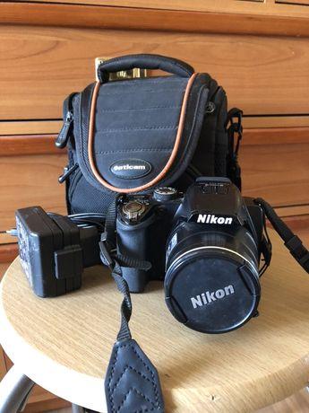 Aparat Nikon coolpix p100