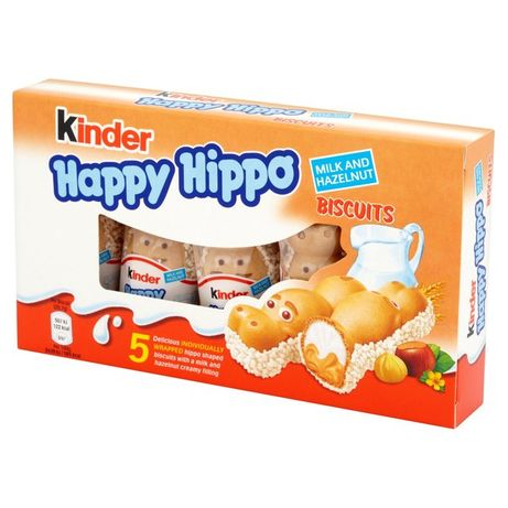 FERRERO Kinder Happy Hippo. Ферреро. Бегемотики. Вафли киндер.