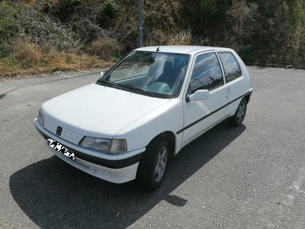 Peugeot 106 XAD Branco