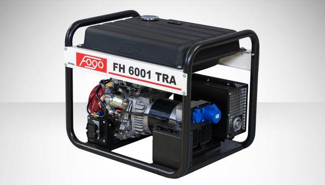 Agregat jednofazowy FOGO FH 6001 TRA