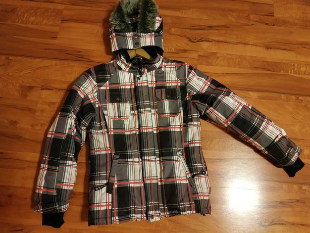 Фирменная куртка, лыжи, отдых, город, на рост 160+-,мембрана,недорого