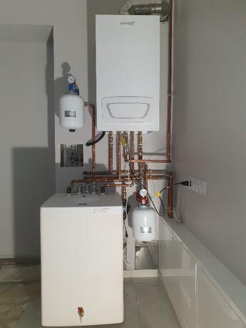 instalacje: gazowe,centralne ogrzewanie, wodno-kanalizacyjne,kotłownie