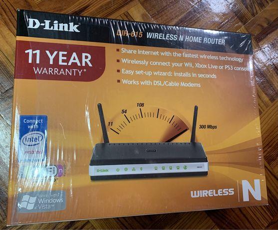 Router D-link DIR615