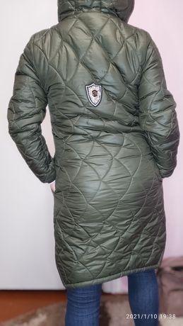 Пальто куртка еврозима