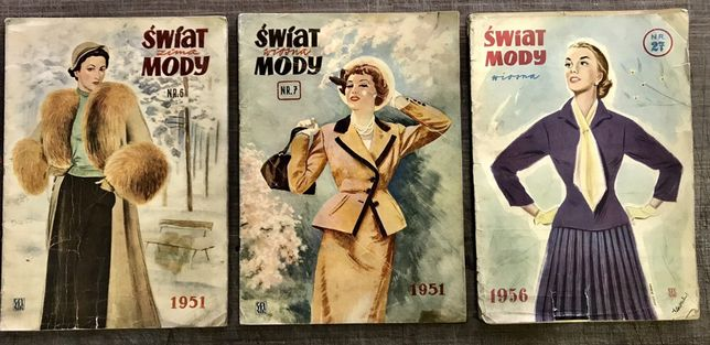 Świat mody 1951