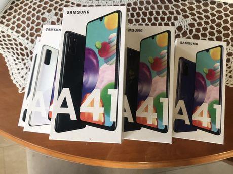 Samsung A41 64GB NOWY bez blokad gwarancja