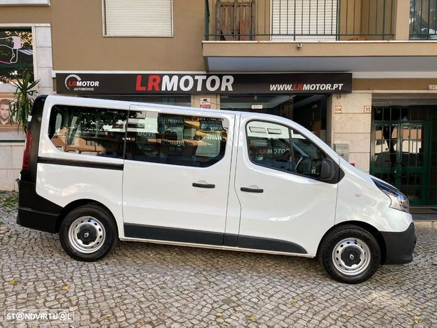 Renault Trafic 1.6 dCi L1H1 1.2T SS