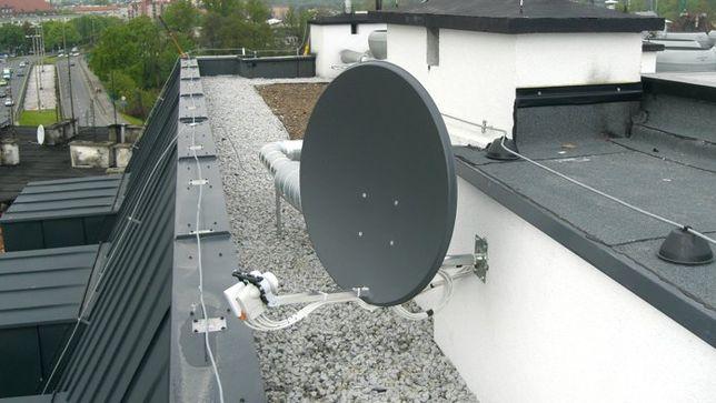 Montaż anteny , serwis anteny satelitarnych, DVB-T, kamery, alarmy