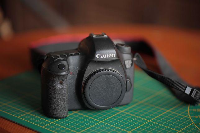 Aparat fotograficzny Canon EOS 6D