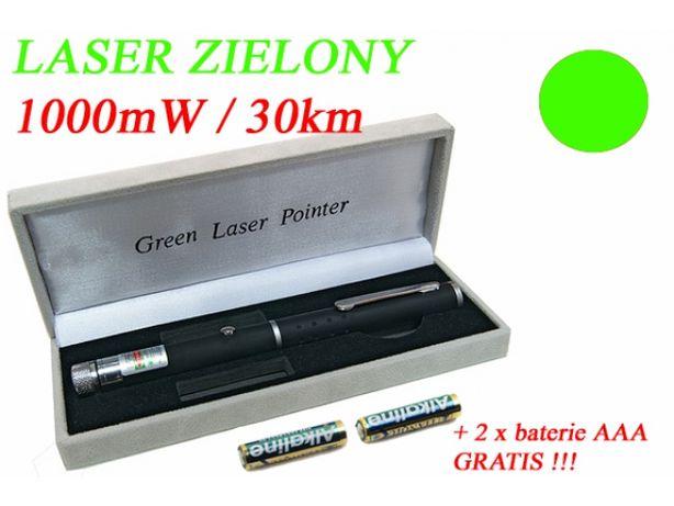Laser zielony wskaźnik laserowy