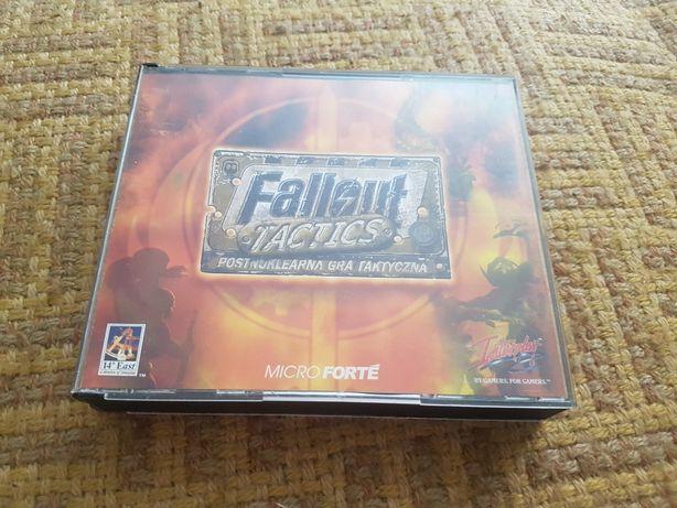 Gra Fallout tactics pc pl