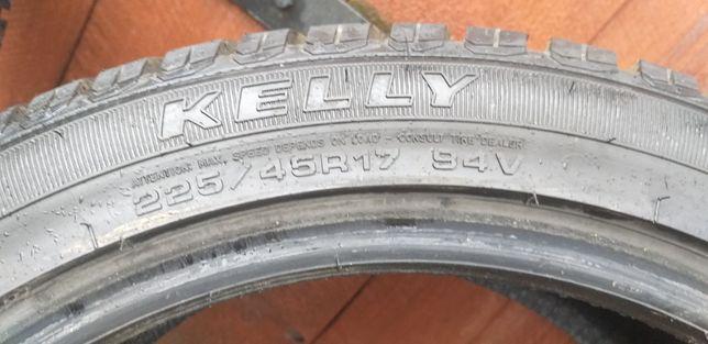 Opony R 17 firmy Kelly