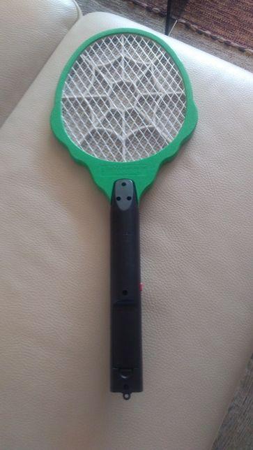 Packa łapka elektryczna 2000V na muchy komary insekty