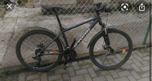 Wczoraj skradziono rower rockrider. Przewidziana nagroda dla znalazcy