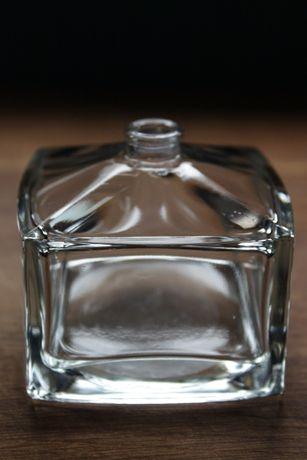 Стеклянный Пузырек из под Духов (6х6,8 см)