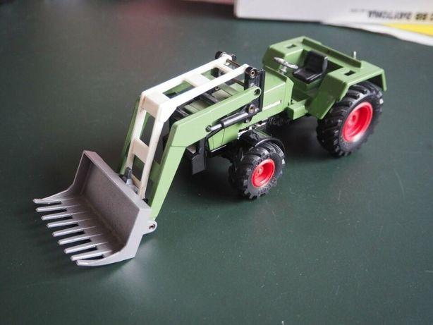 Siku Turbomatik трактор игрушка оригинал Германия металлический