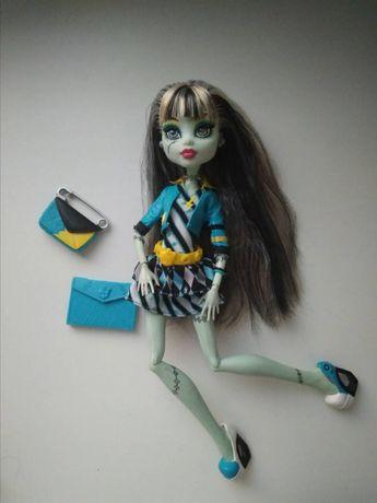 Кукла Френки Штейн Frankie Shtein Picture Day День фото Monster High