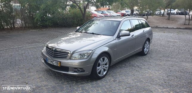 Mercedes-Benz C 220 CDi Elegance BlueEfficiency