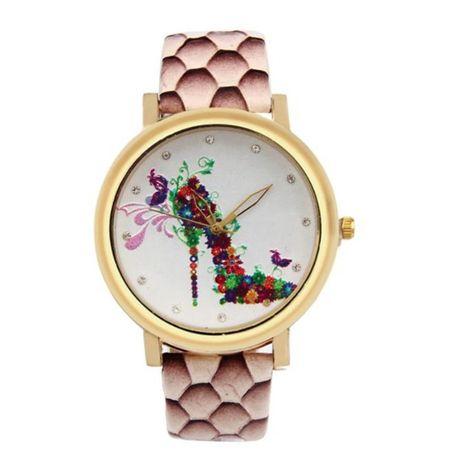 GOTOWY PREZENT-Stylowy, zegarek Bucik. Walentynki