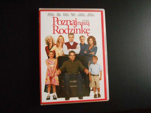 Poznaj naszą rodzinkę - Film DVD