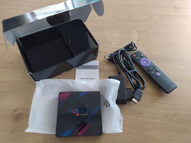 Android box tv H96 max 4gb