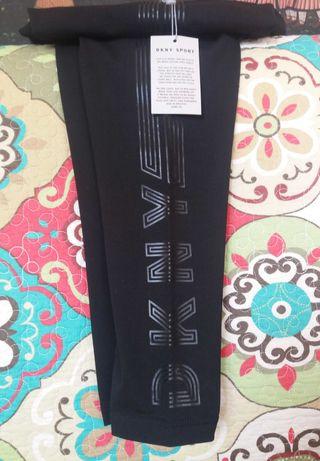 DKNY sport спортивные легинсы женские размер М