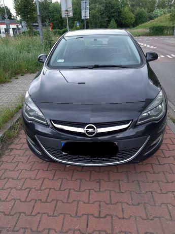 Opel Astra J 1,7 Cosmo 130 km