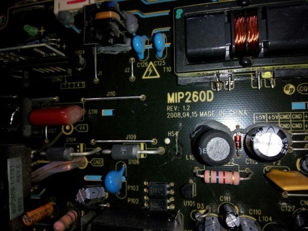 Placa de LCD HoHer MIP260D Rev: 1.2