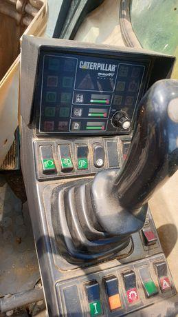 koparka kołowa cat m 315 m312 318 potencjometr gazu panel kontrolek