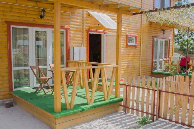 """Дома в лесу на реке Десна. Лето от 5 дней. База отдыха """"Авиатор"""""""