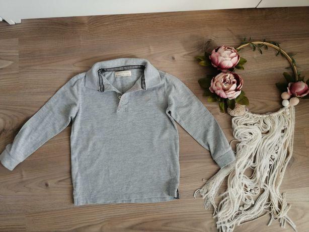 Bluzka polo Zara 122cm