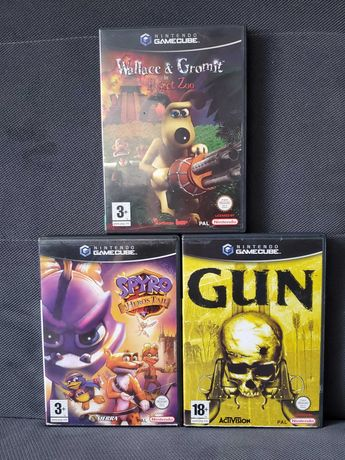 Gry Nintendo GameCube /zamiana na inne gry