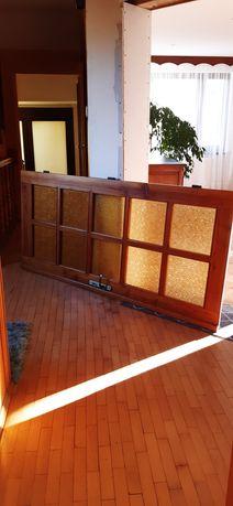 Drzwi drewniane 90 cm prawe bez ościeżnicy