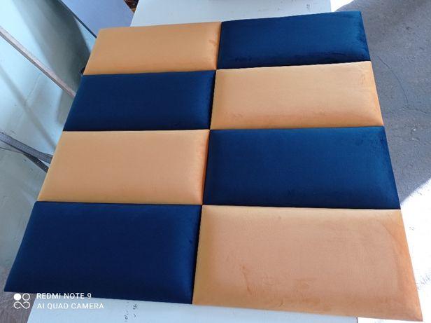 pokój dziecka panele tapicerowane sypialnie na wymiar wnęki ścianki