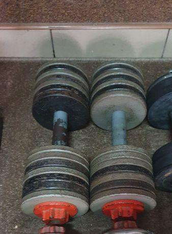 Hantle 40kg 2x20kg